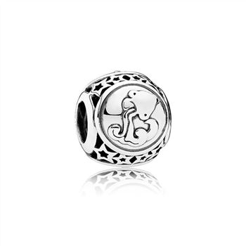 Pandora Aquarius Star Sign Charm 791934