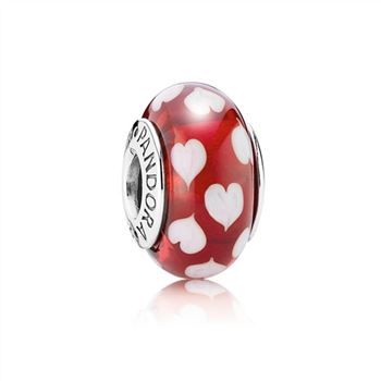 Pandora Red sweethearts 790948
